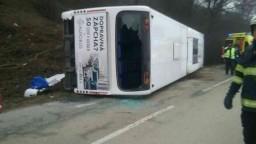Polícia objasnila, čo sa malo stať pri nehode autobusu pri Jasove