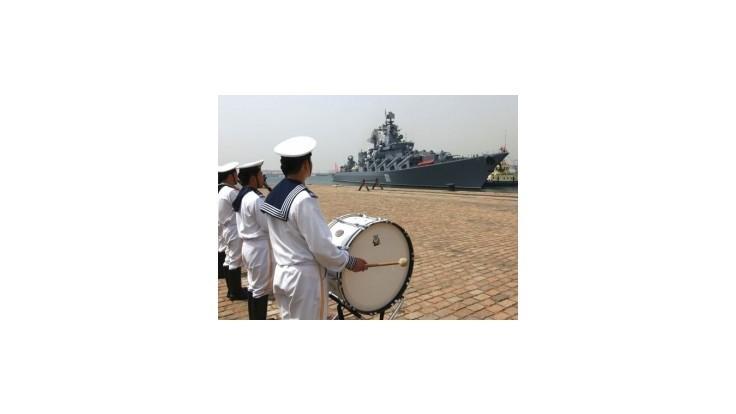 Moskva posiela do Sýrie vojnové lode