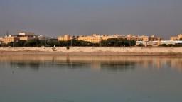 Blízko americkej ambasády v Bagdade dopadla raketa kaťuša