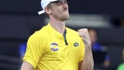 Odohrali tenisové turnaje ATP Cup v Austrálii, komu sa darilo?