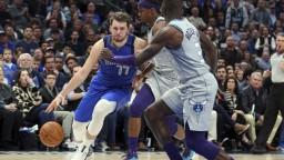 NBA: Skvelý výkon Dončiča Dallasu nestačil, podľahol Charlotte