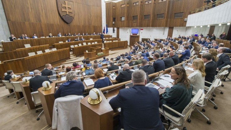 Danko zvolá schôdzu NR SR, témou bude vetovaný zákon aj Irak