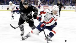 NHL: Skvelý obrat Washingtonu. Z víťazstva tímu sa tešil i Černák