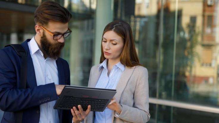 Inteligentnejšie zariadenia Lenovo Think inšpirujú dnešné pracovné sily