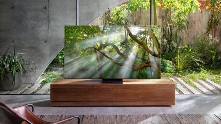 Samsung ohromil svojim 8K televízorom bez rušivých rámov