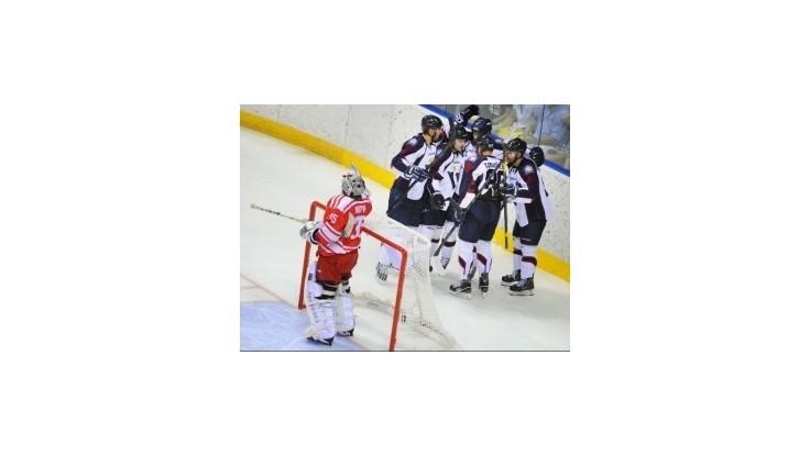 Hokejový Slovan zvládol aj tretí prípravný duel pred premiérou v KHL