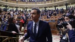 Španielsko čaká hlasovanie o vláde, očakáva sa tesný výsledok