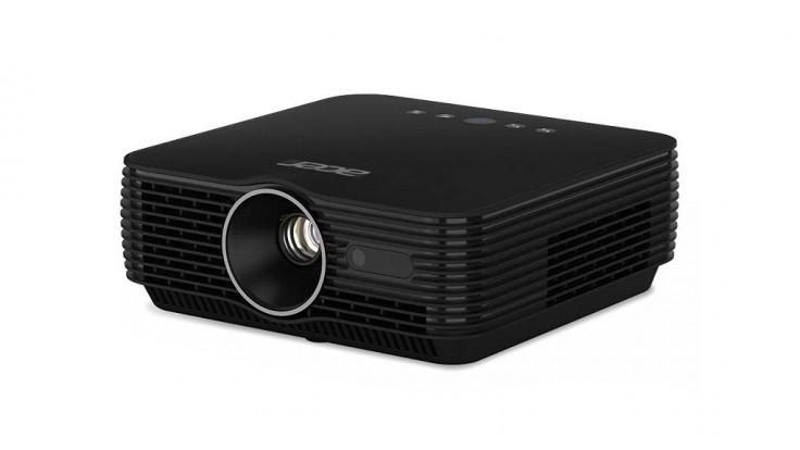Prenosný projektor Acer B250i kladie dôraz na kvalitný zvuk