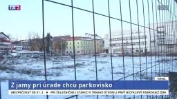 Banská Bystrica chce zriadiť pri mestskom úrade parkovisko