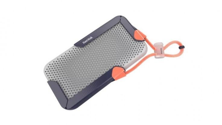 SanDisk predvádza prototyp najväčšieho externého SSD disku