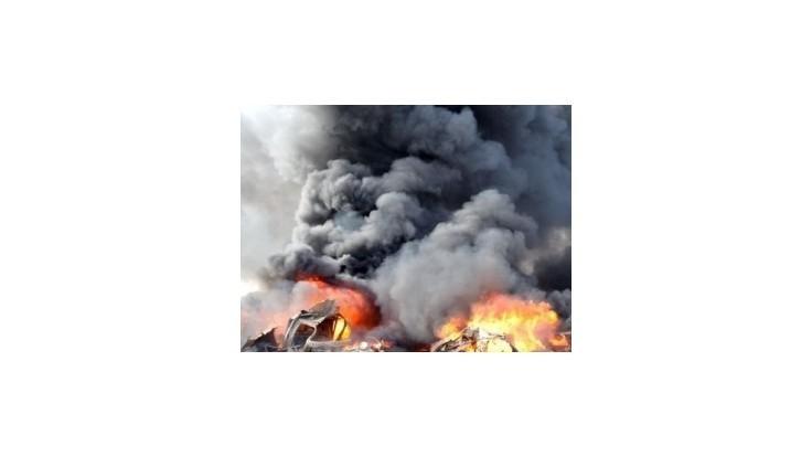 Pri úrade vojenskej polície v Tripolise vybuchla bomba