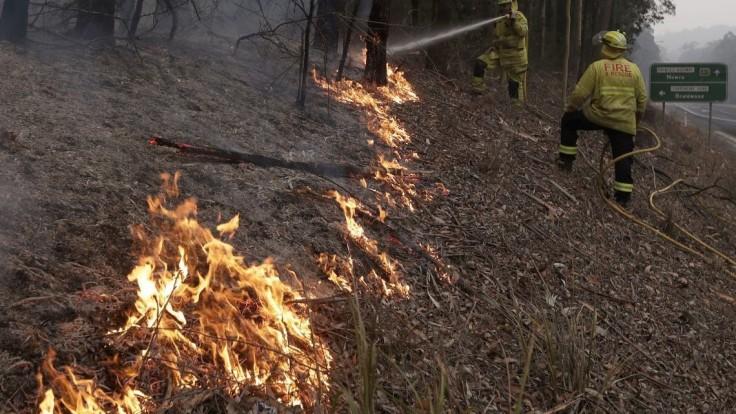 Požiare lámu rekordy. Za obeť im padlo územie väčšie než Dánsko