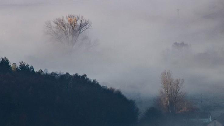 Smogová situácia je závažná, varuje SHMÚ. Vydal výstrahu