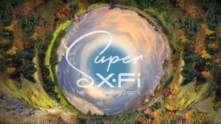 Spoločnosť Creative sa pochválila svojim ekosystémom Super X-Fi