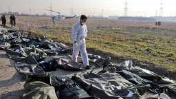 Irán odmietol vydať Boeingu čierne skrinky havarovaného lietadla
