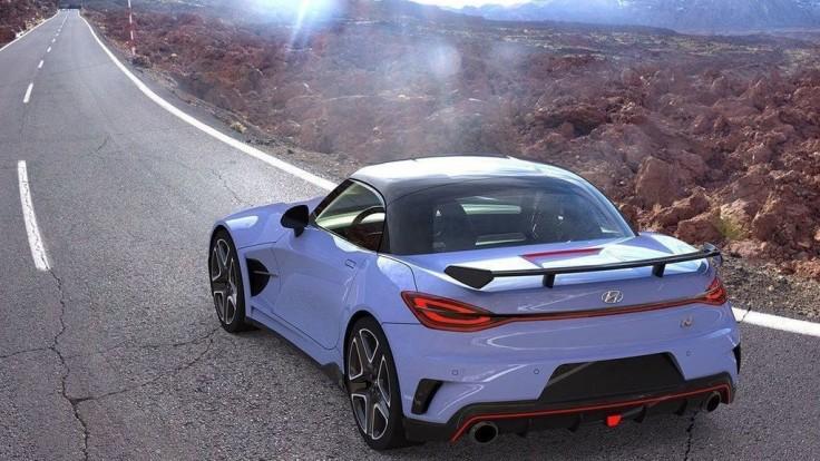Hyundai má guráž! Chce postaviť konkurenta pre Porsche