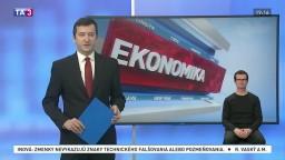 Ekonomické správy z 8. januára