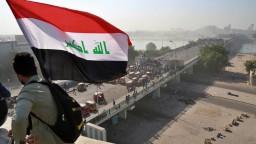 Prísne stráženú Zelenú zónu v irackom Bagdade zasiahli rakety