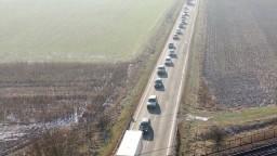 Kamionisti pokračujú v blokáde ciest, nesplnili ich požiadavky