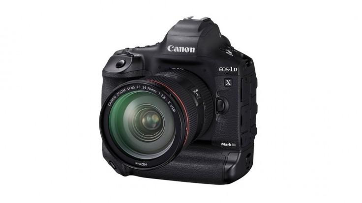 Canon konečne vydá profesionálnu vlajkovú loď 1D X Mark III