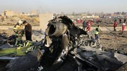 Nedáva to zmysel. Irán odmietol dohady o zostrelení lietadla