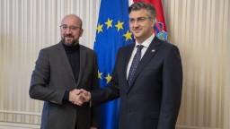 Rade EÚ od januára predsedá Chorvátsko, úniu chce rozšíriť