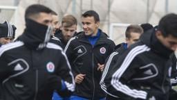 Slovan začal prípravu, káder neprešiel takmer žiadnymi zmenami