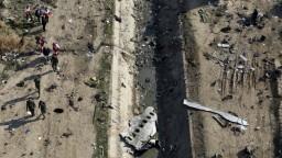 Irán priznal chybu. Zostrelenie lietadla bolo vraj ľudským omylom
