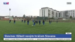 Slovan odcestoval do Turecka s čerstvými posilami zo Slovinska