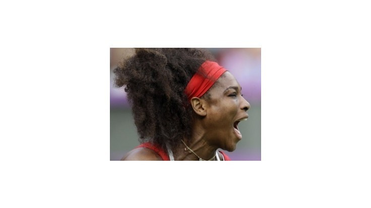 Serena rozdrvila Šarapovovú, má zlato