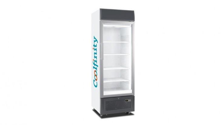 Chladnička IceVolt 300 potrebuje na chod len 6 hodín energie denne
