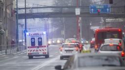 Poľadovica zasiahla i hlavné mesto, ošetrili desiatky ľudí
