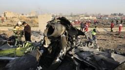 Ukrajina žiada čierne skrinky zo zostreleného lietadla