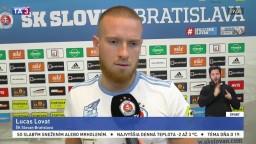 Slovan s novou posilou, z Trnavy prichádza Lovat