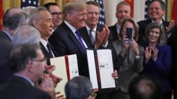 Veľký krok vpred. Veľmoci podpísali prvú fázu obchodnej dohody