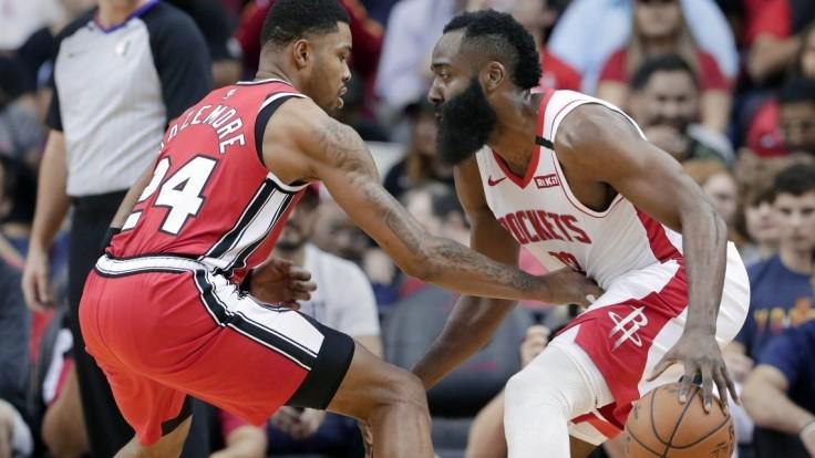 NBA: Houston opäť prehral, Harden si pripísal sezónne minimum