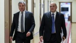 Ruská vládnuca strana jednomyseľne schválila nového premiéra