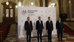 D. Vozdecký o summite premiérov krajín V4 a Rakúska