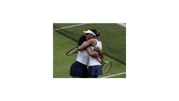 Sestry Williamsové získali tretie zlato vo štvorhre