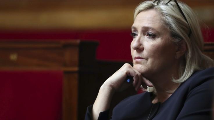 Le Penová sa nevzdáva. Chce sa uchádzať o prezidentský úrad