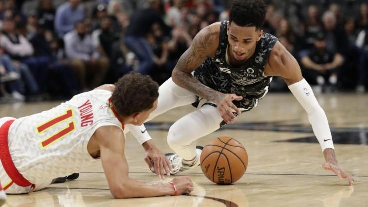 NBA: Atlanta otočila duel v San Antoniu, Toronto vyrovnalo rekord