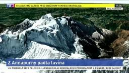 Turistickú trasu zasiahla lavína, niekoľkí ľudia sú nezvestní