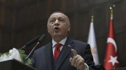 Ak padne líbyjská vláda, Európe bude hroziť terorizmus, varuje Erdogan