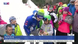 Tréner zjazdového lyžovania K. Král o forme P. Vlhovej