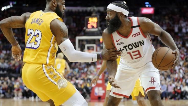 NBA: Rockets podľahli Lakers, nstačili ani Harden a Westbrook