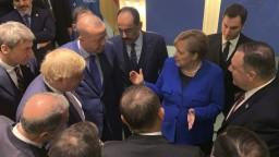 Svetoví lídri sa dohodli, prijali rozsiahly dokument o Líbyi