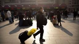Nakazených pribúda. Čína eviduje desiatky nových prípadov
