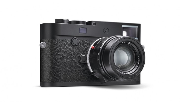 Leica vydáva tretiu generáciu čiernobieleho digitálneho fotoaparátu