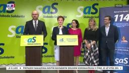 TB predstaviteľov SaS o výzve poslancom národnej rady