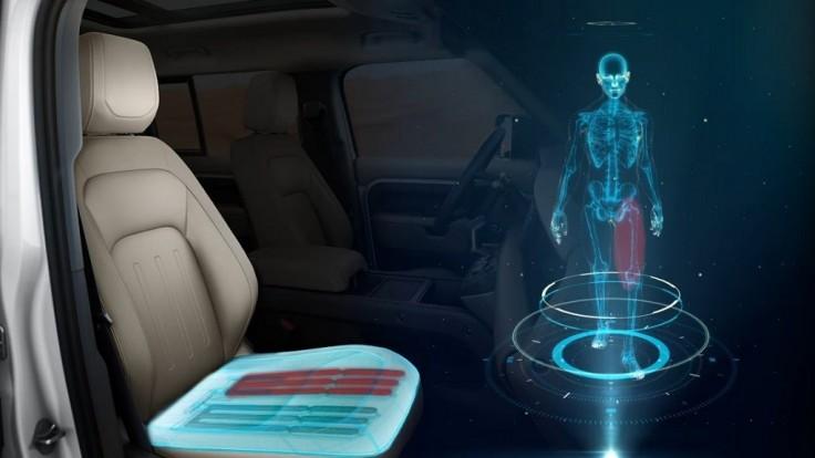 Vyvíjané autosedadlo oklame vaše telo, aby si myslelo, že kráča